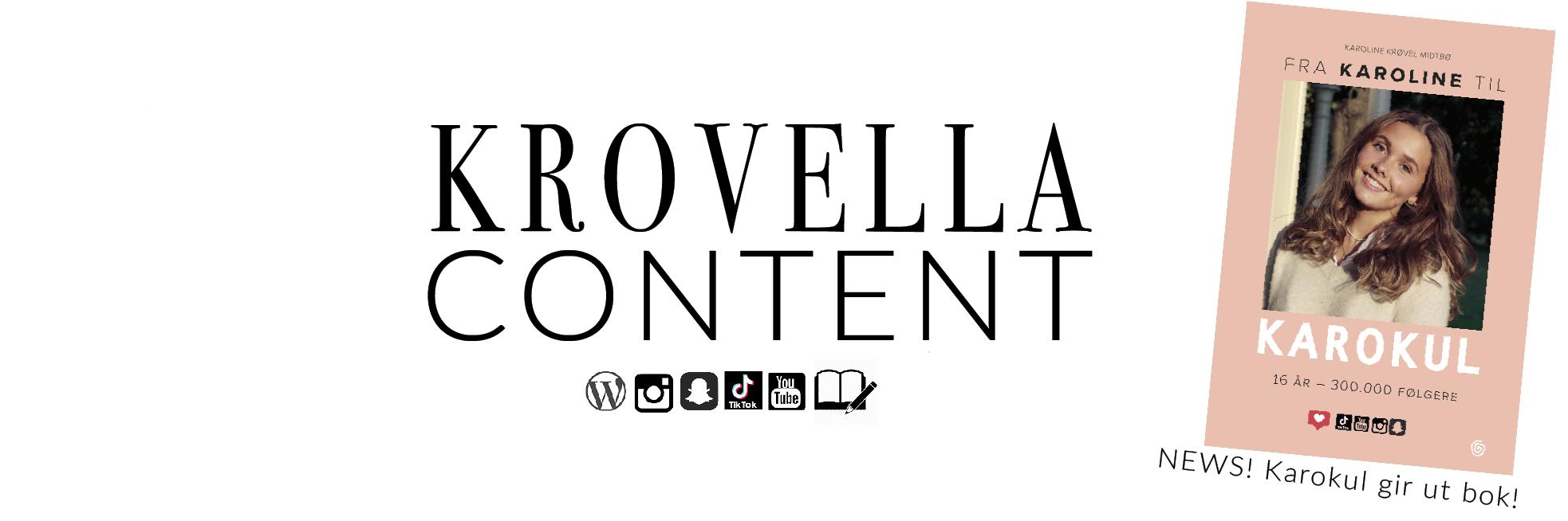 Krovella Content